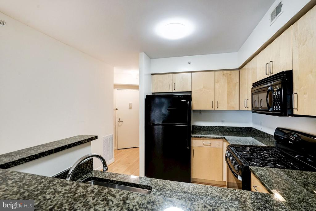 Kitchen 5 - 1000 NEW JERSEY AVE SE #413, WASHINGTON