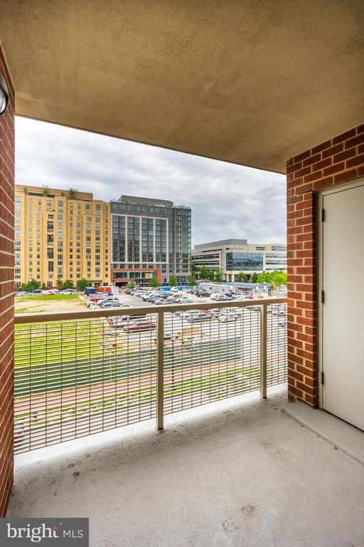 From Your Own Balcony - 1000 NEW JERSEY AVE SE #413, WASHINGTON