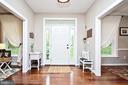 Foyer - 10920 RAVENWOOD DR, MANASSAS