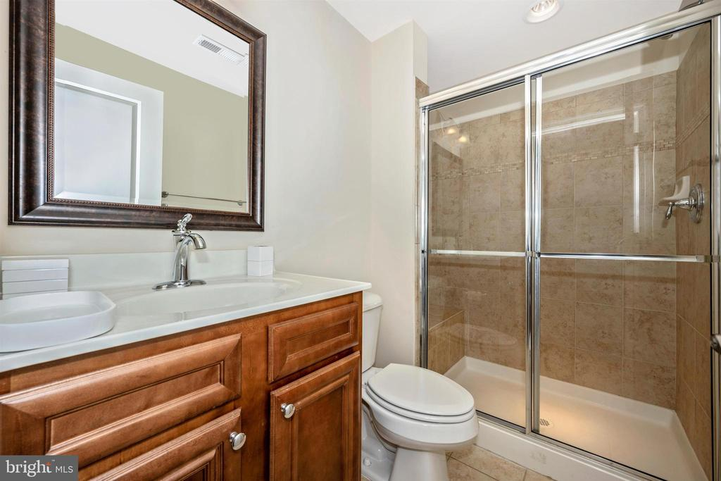 Lower Level Full Bath - 3026 OLD ANNAPOLIS TRL, FREDERICK