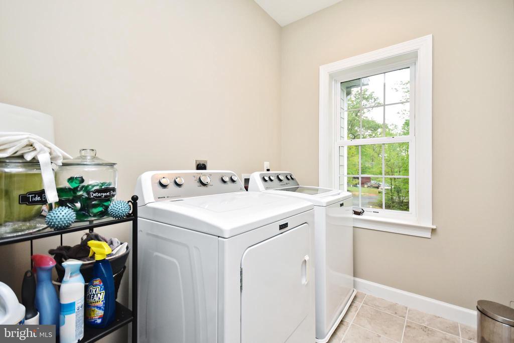 Laundry Room - 10920 RAVENWOOD DR, MANASSAS