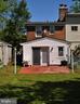 Rear - 4315 POLK ST NE, WASHINGTON
