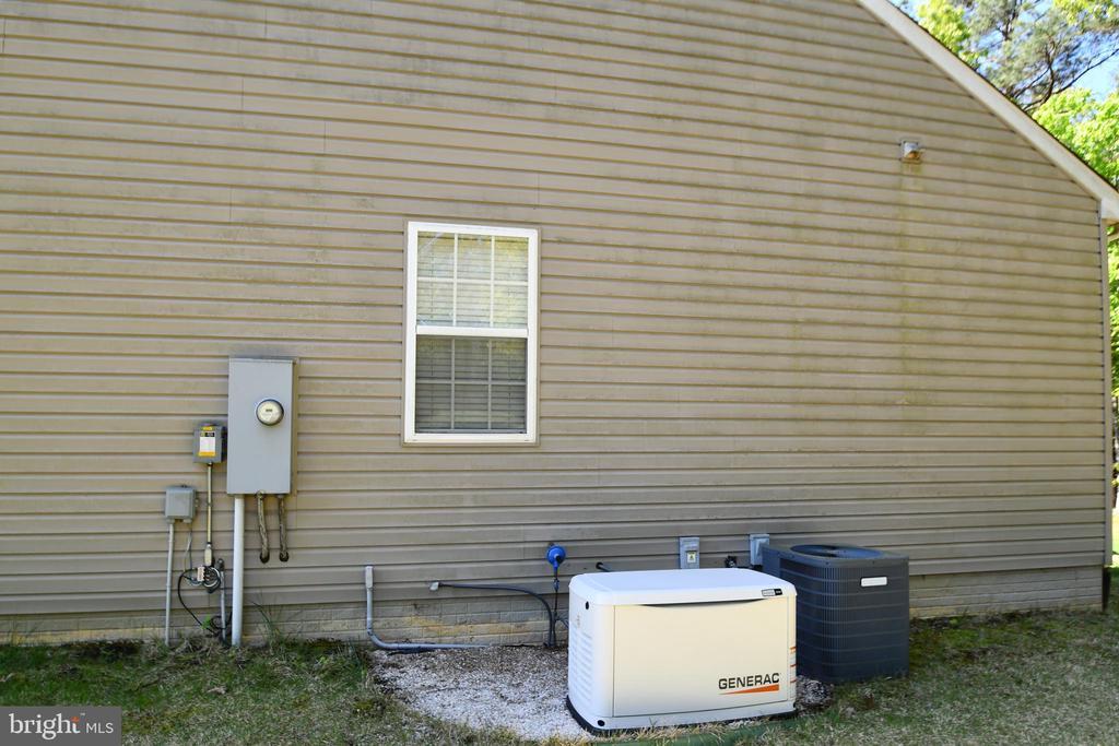 Permanent Generator - 79 MILLBROOK RD, STAFFORD