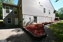 Full Daylight basement - paver patio - 79 MILLBROOK RD, STAFFORD