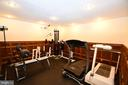 Basement Exercise Room - 79 MILLBROOK RD, STAFFORD