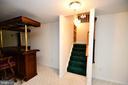 Steps into basement - 79 MILLBROOK RD, STAFFORD