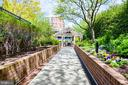 Gorgeous landscaping! - 7500 WOODMONT AVE #S902, BETHESDA