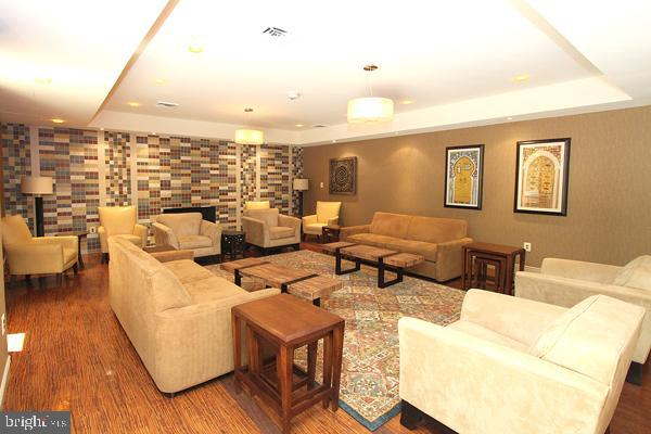 Party Room - 4620 N PARK AVE #1411E, CHEVY CHASE