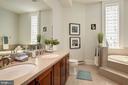 Master Bathroom - 9601 DEWITT DR, SILVER SPRING