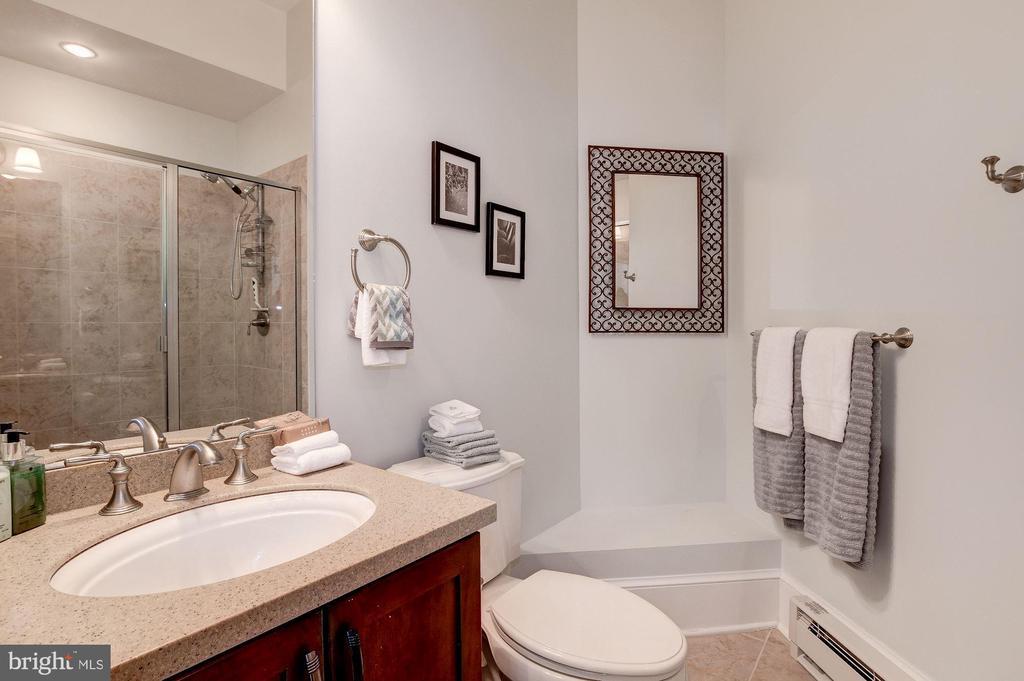 Bathroom - 9601 DEWITT DR, SILVER SPRING