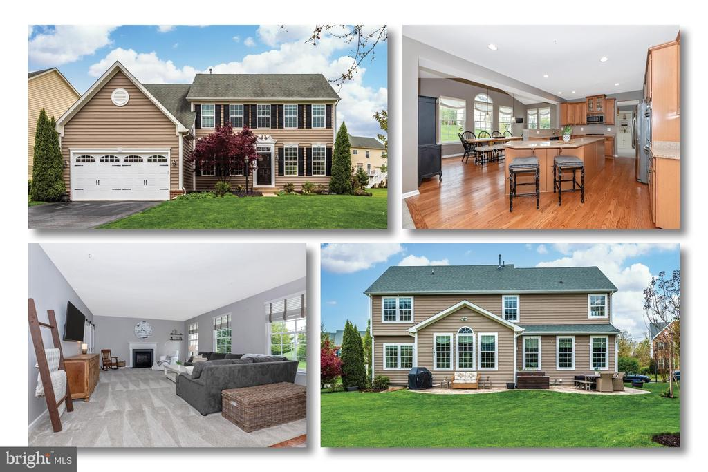 Let us welcome YOU!! - 9823 NOTTING HILL DR, FREDERICK
