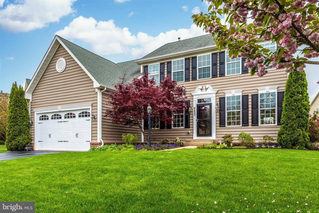 Come on in.... - 9823 NOTTING HILL DR, FREDERICK