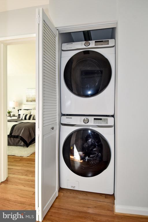 Laundry - 54 G ST SW #113, WASHINGTON