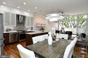 Dining/Kitchen - 54 G ST SW #113, WASHINGTON