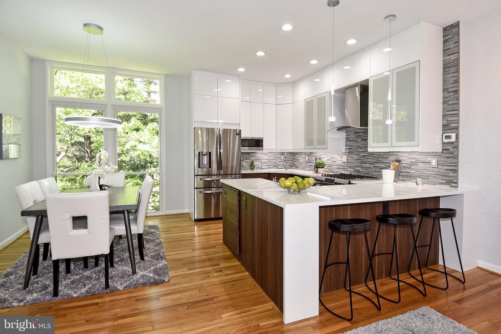 Kitchen/Dining Room - 54 G ST SW #113, WASHINGTON