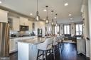 Custom lighting and extra recessed lighting - 22295 PINECROFT TER, ASHBURN