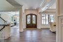Foyer - 6930 TYNDALE ST, MCLEAN