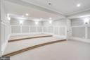 Media Room - 6930 TYNDALE ST, MCLEAN