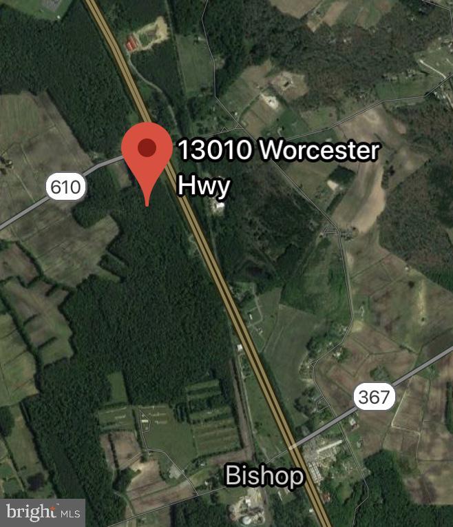 土地,用地 为 销售 在 Bishopville, 马里兰州 21813 美国