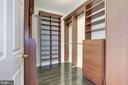 Tons of storage in your walk-in closet - 5900 RYLAND DR, BETHESDA