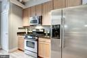 Stainless Steel Appliances - 1201 N GARFIELD ST #109, ARLINGTON