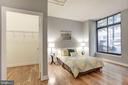 En suite Bedroom - 1201 N GARFIELD ST #109, ARLINGTON