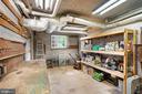 Abandoned garage space & work shop - 3030 N QUINCY ST, ARLINGTON