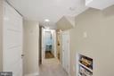Lower Level Hall Way - 3030 N QUINCY ST, ARLINGTON