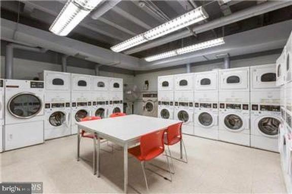 Laundry Room - 4600 CONNECTICUT AVE NW #110, WASHINGTON