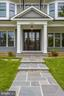 Front Flagstone Walkway - 3201 WINNETT RD, CHEVY CHASE