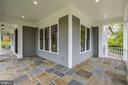 Wraparound, Covered Front Porch - 3201 WINNETT RD, CHEVY CHASE