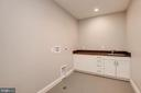 2nd Floor Laundry Room - 3201 WINNETT RD, CHEVY CHASE