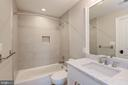 Third Floor Bathroom - 3201 WINNETT RD, CHEVY CHASE