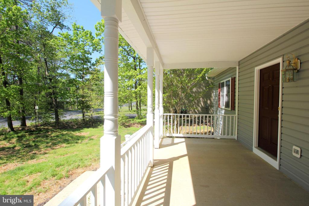 Front Porch to