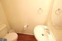 Powder Room - Main Level - 612 LAKEVIEW PKWY, LOCUST GROVE