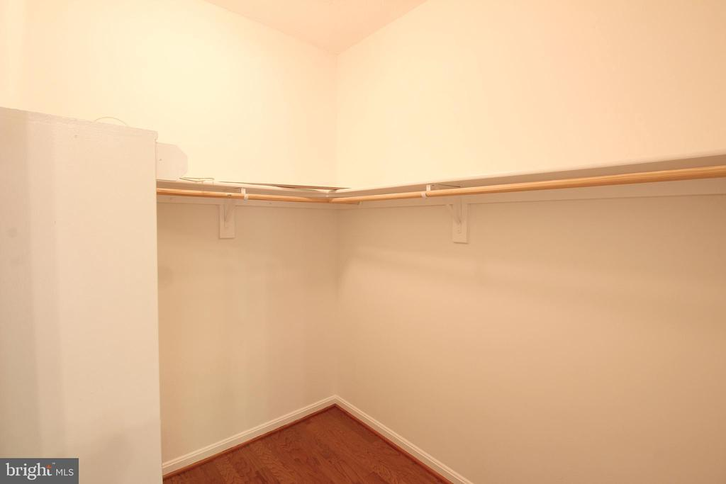 Spacious  Master Bedroom Walk-in Closet - 612 LAKEVIEW PKWY, LOCUST GROVE