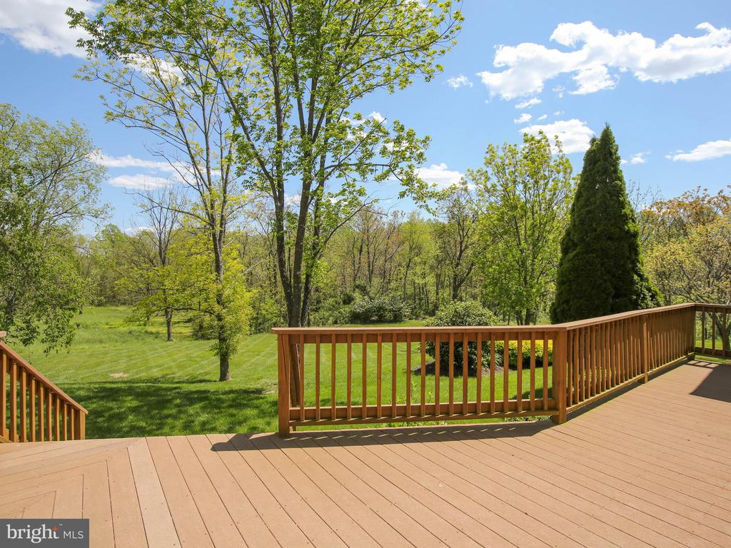 View From Deck - 641 STONYMEADE DR, WINCHESTER