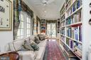 Library with Built-ins - 3828 GRAMERCY ST NW, WASHINGTON