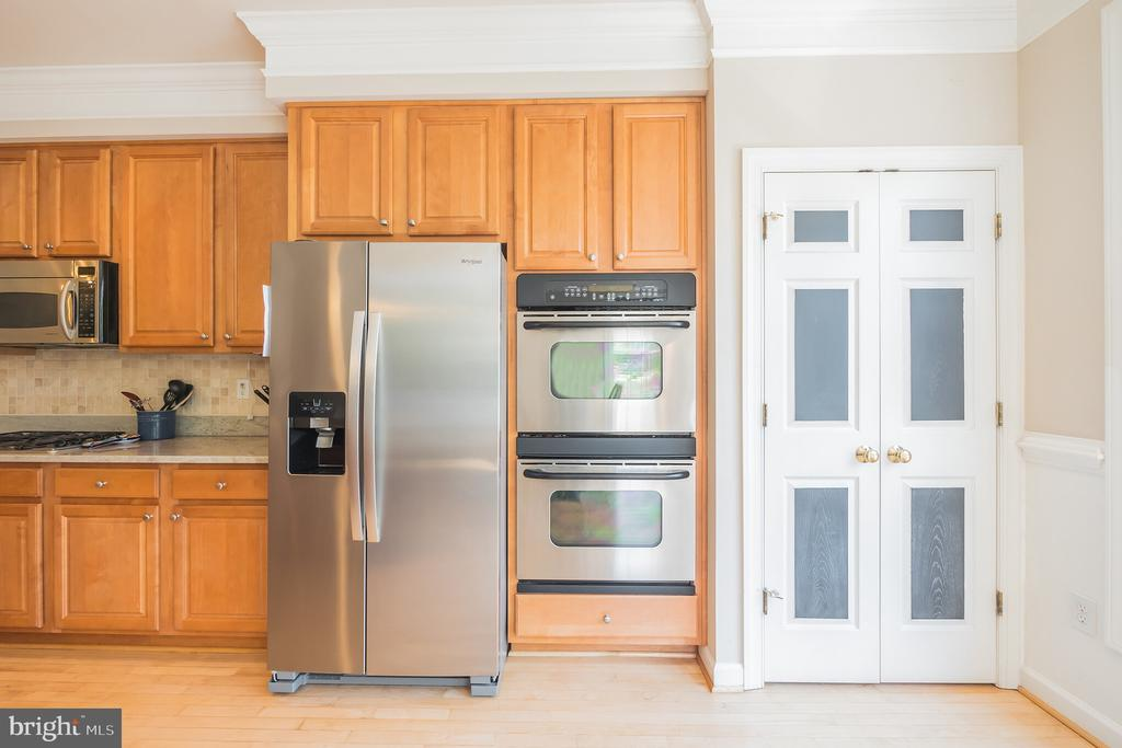 Stainless Steel Appliances and Pantry - 3651 TAVISTOCK RD, FREDERICK