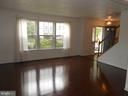 Light Filled Living Room - 10472 LABRADOR LOOP, MANASSAS