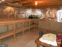 Storage Room with Shelving - 10472 LABRADOR LOOP, MANASSAS
