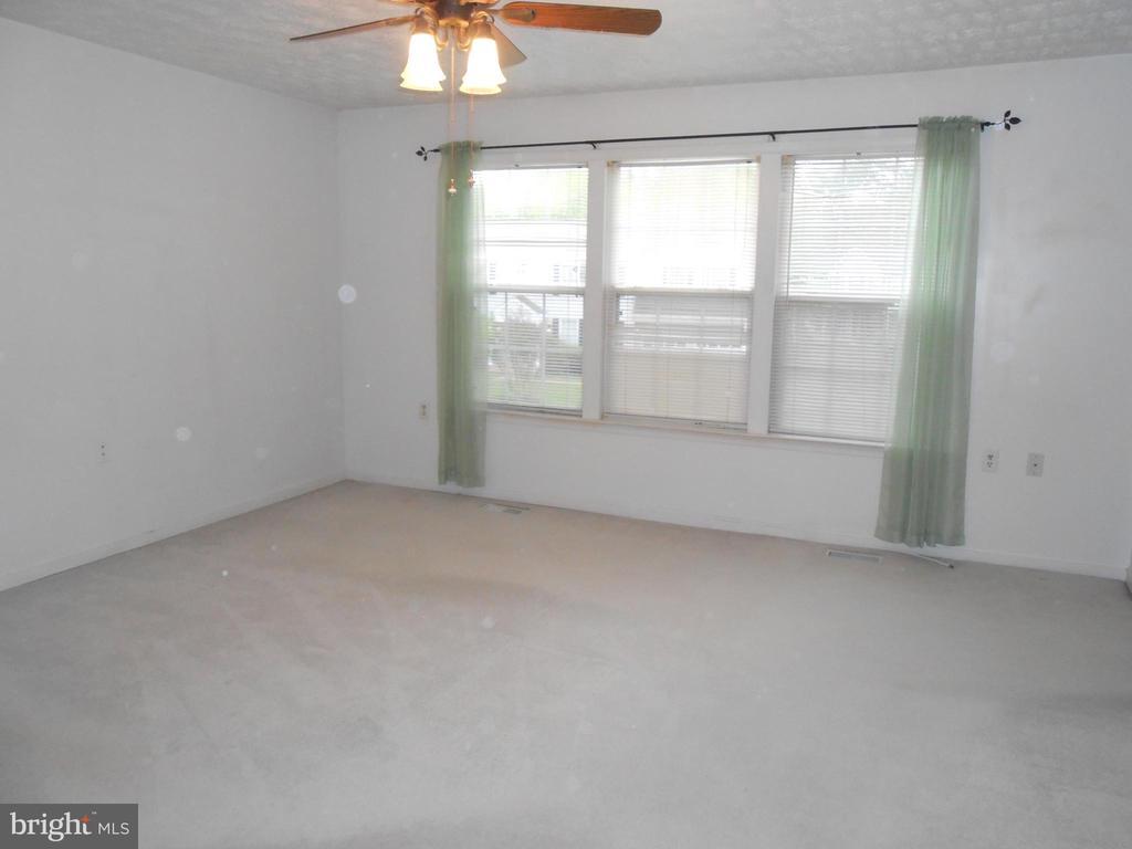 Spacious Master Bedroom - 10472 LABRADOR LOOP, MANASSAS