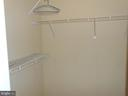 Master Bedroom Walk-in Closet - 10472 LABRADOR LOOP, MANASSAS