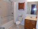 Master Bath - Ceramic Tile Tub Surround - 10472 LABRADOR LOOP, MANASSAS