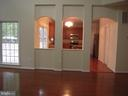 View from Great Room into Kitchen - 612 LAKEVIEW PKWY, LOCUST GROVE