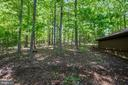 Wooded Privacy from neighbors - 118 INDEPENDENCE ST, LOCUST GROVE