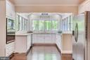New Cabinets - 646 HOLLY CORNER RD, FREDERICKSBURG