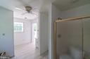 Pool House Bathroom - 646 HOLLY CORNER RD, FREDERICKSBURG
