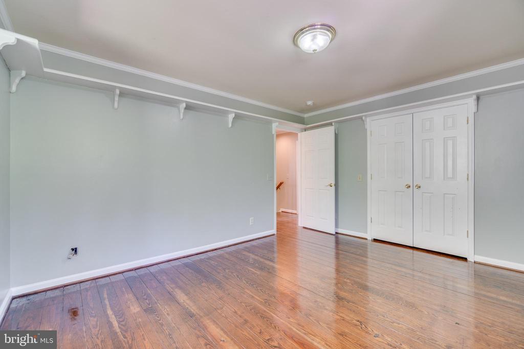 Bedroom Two Upper Level - 646 HOLLY CORNER RD, FREDERICKSBURG