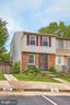 End Unit with Two Parking Spaces - 8314 ROCKY FORGE CT, SPRINGFIELD